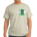 Traffic Commission Ash Grey T-Shirt