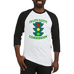 Traffic Commission Baseball Jersey