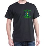 Traffic Commission Black T-Shirt