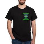 Traffic Commission Black T-Shirt