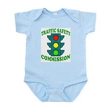 Traffic Commission Infant Creeper