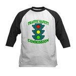 Traffic Commission Kids Baseball Jersey