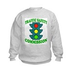 Traffic Commission Kids Sweatshirt