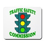 Traffic Commission Mousepad