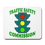 Traffic Commission Mousepad