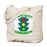 Traffic Commission Tote Bag