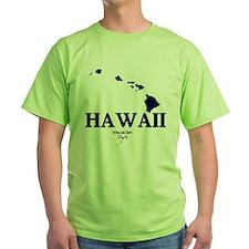 Hawaii-Islands T-Shirt