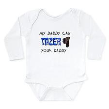 Unique Police baby Long Sleeve Infant Bodysuit