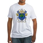 Appelboom Coat of Arms Fitted T-Shirt