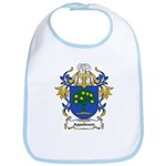 Appelboom Coat of Arms Bib