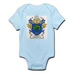 Appelboom Coat of Arms Infant Creeper