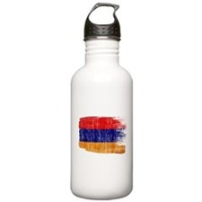 Armenia Flag Water Bottle