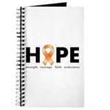 Orange Ribbon Hope Products.png Journal