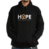 Orange Ribbon Hope Dark.png Hoody