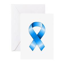 Blue Ribbon Greeting Cards (Pk of 20)