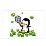 Tennis (22) Postcards (Package of 8)