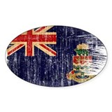 Cayman Islands Flag Decal