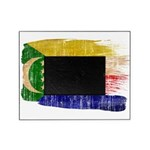 Comoros Flag Picture Frame