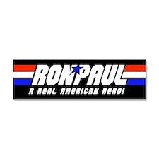 Ron Paul G.I. Car Magnet 10 x 3 (Black)