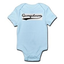 Georgetown - Vintage Infant Creeper