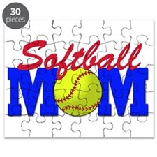 Softball MOM Puzzle