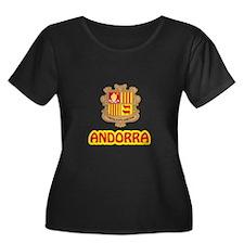 Andorra Coat of Arms T