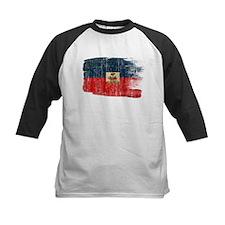 Haiti Flag Tee