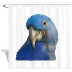 Hyacinth Macaw Shower Curtain