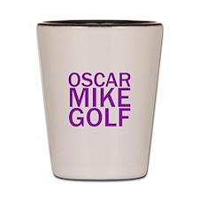 OMG-Purple Shot Glass