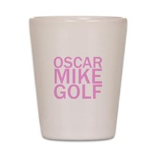 OMG-Pink Shot Glass