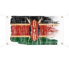 Kenya Flag Banner