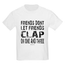 One and Three T-Shirt