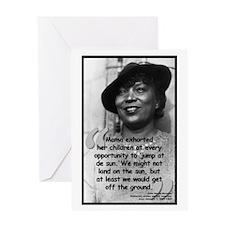 Hurston Mama Quote Greeting Card