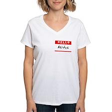 Mitch, Name Tag Sticker Shirt