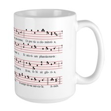 Te Lucis (Mode 2) - BVM - Coffee Mug