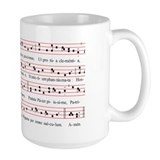 Te Lucis (Mode 2) - Advent - Coffee Mug