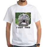 Funny Fighting dog Shirt