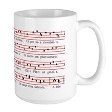 Te Lucis - Paschal (Mode 8) - Coffee Mug