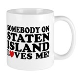 Staten Island Coffee Mug