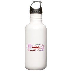 MWAH! Stainless Water Bottle 1.0L