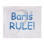 3-baris rule.png Throw Blanket