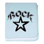 rock star2.png baby blanket