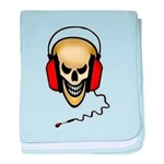 devils music-2glow.png baby blanket