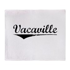 vacaville-sq.png Throw Blanket