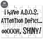 I have ADOS Puzzle