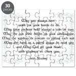 irish blessing (sq) Puzzle