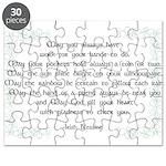 irish blessing (sq) Puzzle