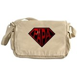 papa Messenger Bag