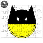bat smiley Puzzle