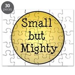 small but mighty Puzzle